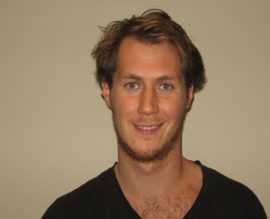 Nathaniel Whittingham head shot picture