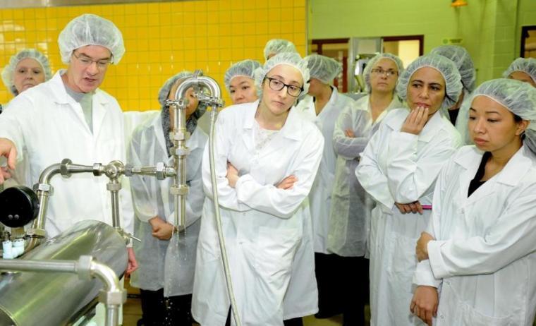 Ice cream course lab