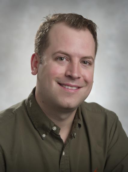 Professor Ben Bohrer