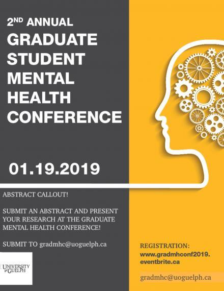 Graduate Student Mental Health Conference | Graduate Student Association
