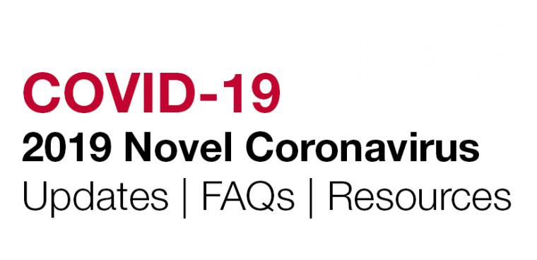 COVID-19 Updates, FAQs, Resources