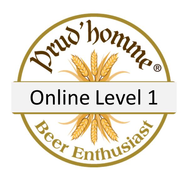 Prud'homme Online Level 1 Logo