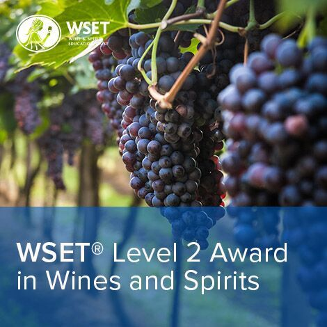 WSET Level 2 Award in Wines & Spirits logo