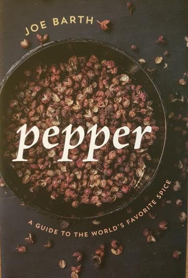 Image of Joe Barth's Pepper Book