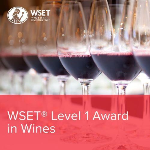 WSET Level 1 Logo