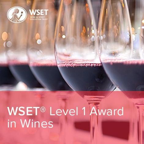 WSET Level 1 photo of wine