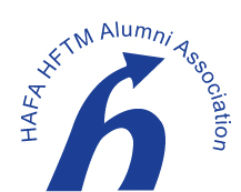 HAFA HFTM Alumni Association Logo