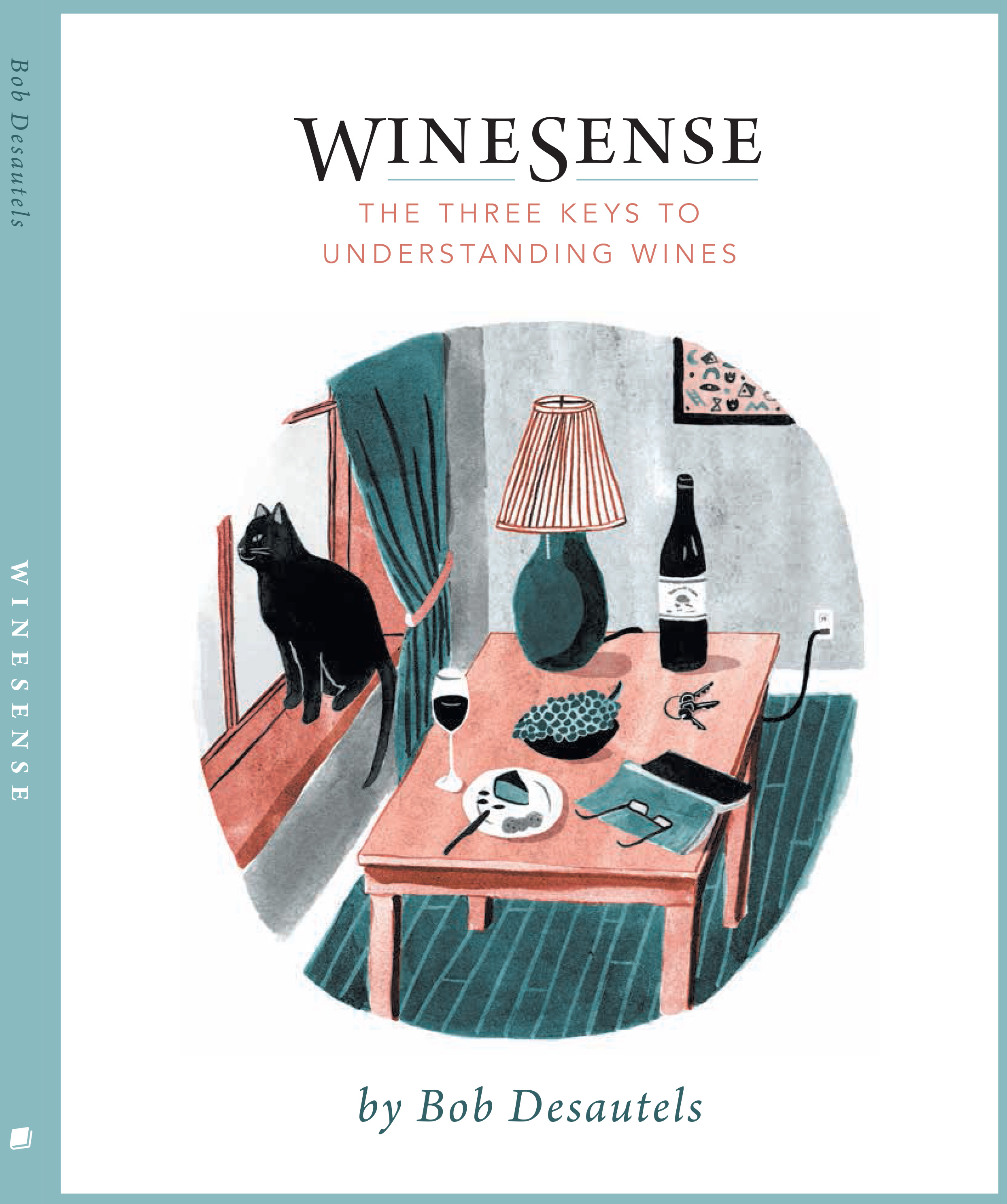 WineSense Cookbook Cover