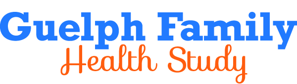 An image of The Guelph Family Health Study logo