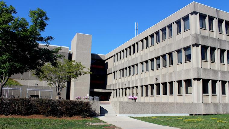 A photograph of the department of Human Health & Nutritional Sciences