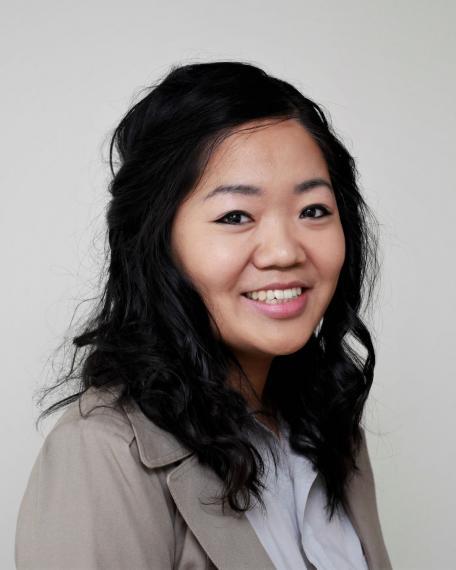 A photograph of Dr. Clara Cho.