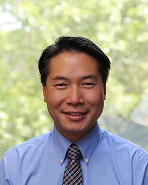 A photograph of Dr. David Ma.