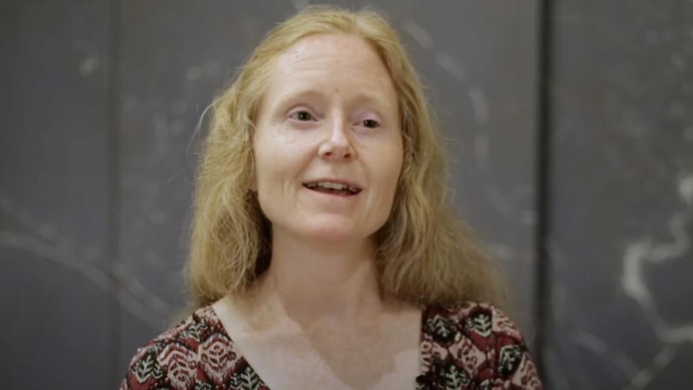 A photograph of Dr. Alison Duncan