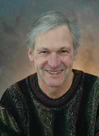 A photograph of Dr. Terry Graham.