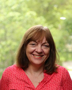A photograph of Dr. Marica Bakovic.