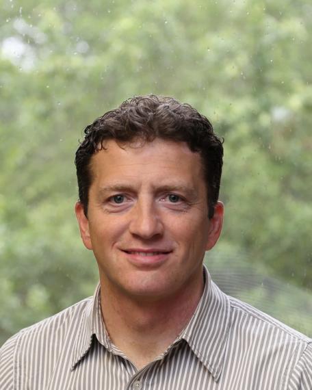 A photograph of Dr. John Srbely.