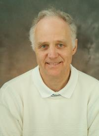 A photograph of Dr. William Woodward.