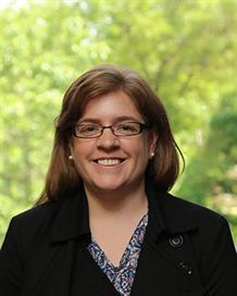 A photograph of Dr. Amanda Wright.