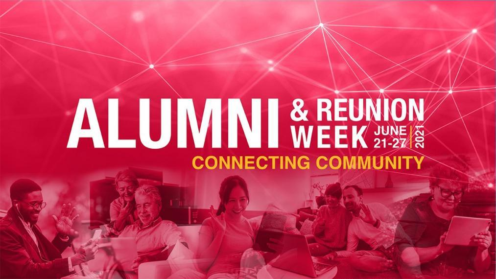 Alumni & Reunion Week Poster