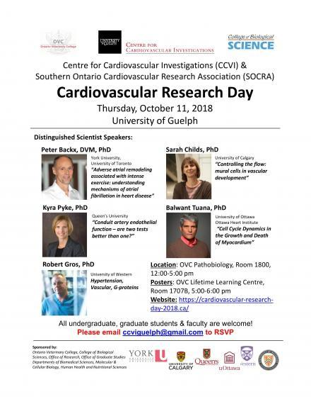 Cardiovascular Research Day Poster