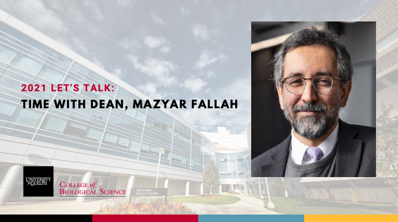 2021 Let's Talk: Time with Dean Mazyar Fallah Poster