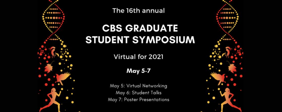 Graduate Student Symposium Poster