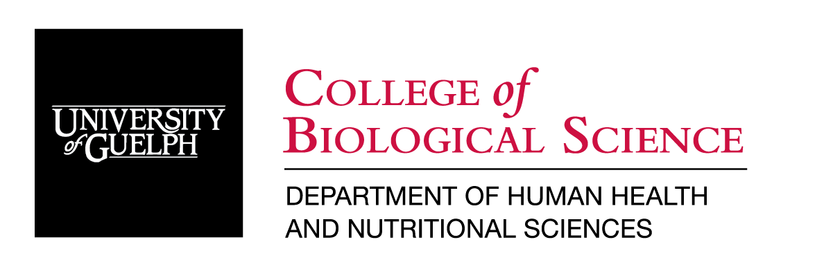 Department of Human Health and Nutritional Sciences logo