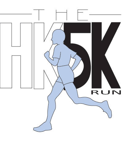 HK5K Annual Run logo