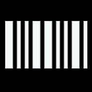 Barcode icon to represent HECHMET