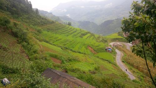 Heading towards Sapa