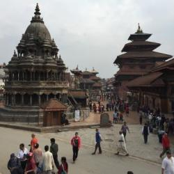 Some temples at Lalitpur