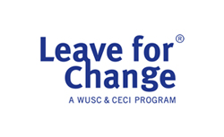 a WUSC & CECI program