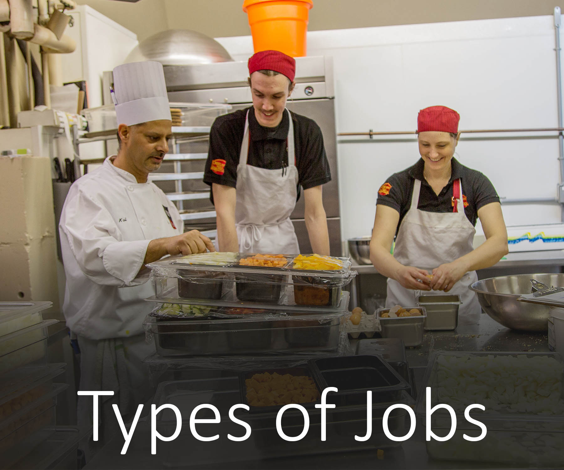 types of jobs link