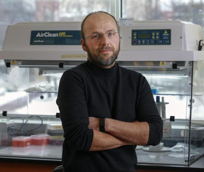 Profile photo of Dr. Steve Newmaster