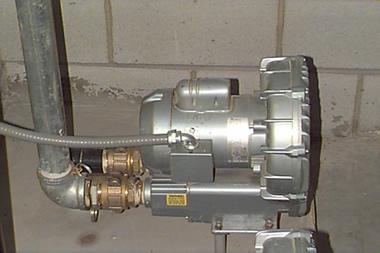 Room 174 Regenerative Air Blowers