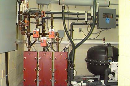 Room 180 Heat Exchanger
