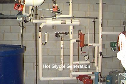 Hot Glycol Generation