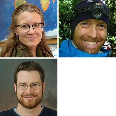 Sarah Adamowicz, Alexander Smith, Ryan Gregory