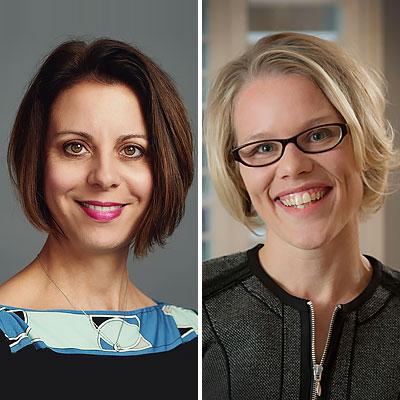 Andrea Buchholz, Jess Haines