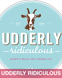 photo of the udderly ridiculous logo