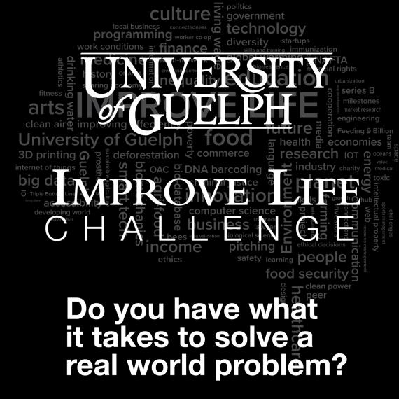 Improve Life Challenge - do you have what it takes to solve a real world problem?