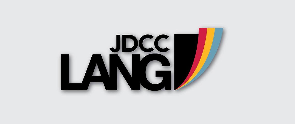 JDCC Lang logo