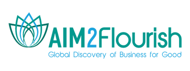 Aim2Fluorish logo
