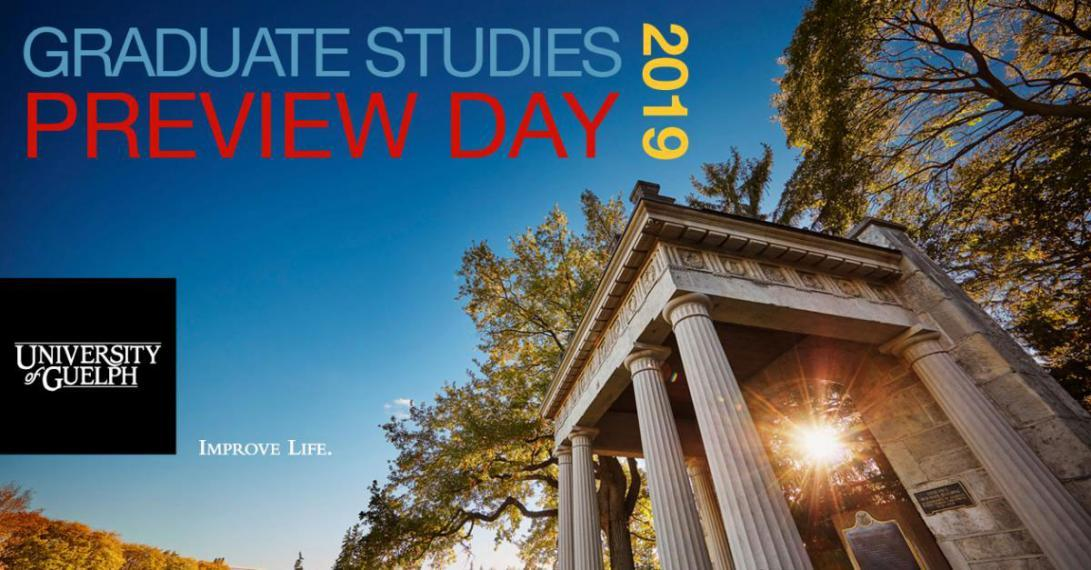 Graduate Studies Preview Day 2019