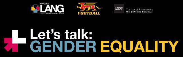 Let's Talk Gender Equality