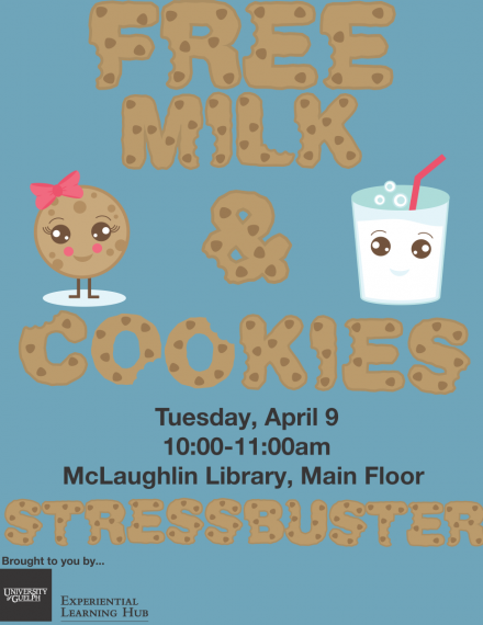 free milk and cookies