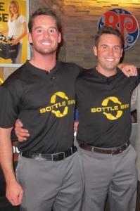Photo of Trevor and Chris Williams