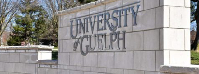 photo of U of G sign