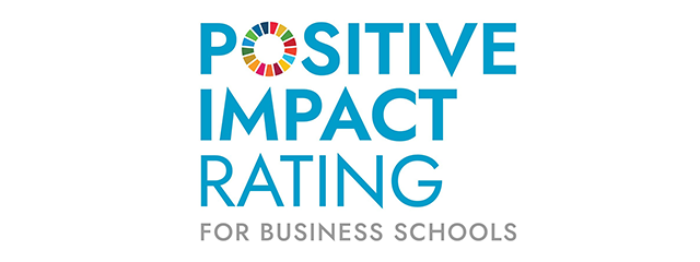 Positive impact rating for business schools