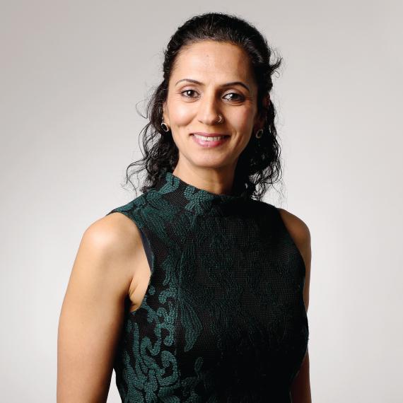 Sonia Dhaliwal
